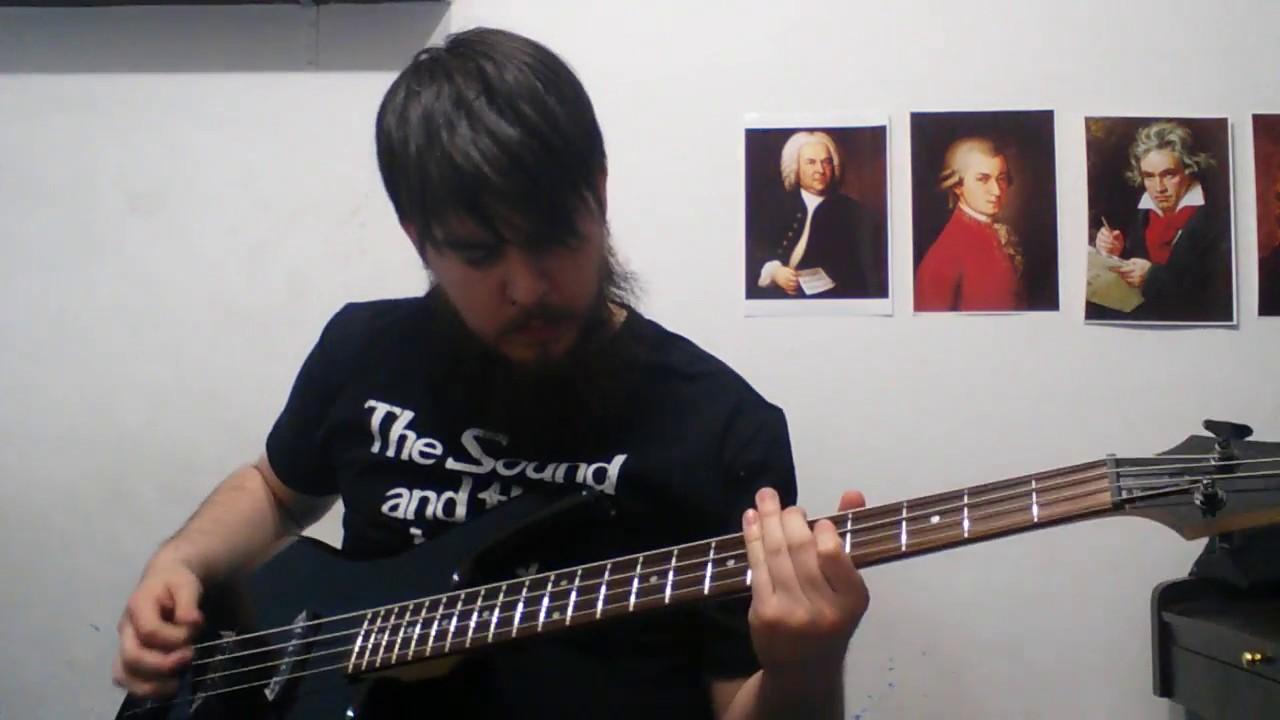 07 I Don't Wanna Go Down To The Basement (Bass