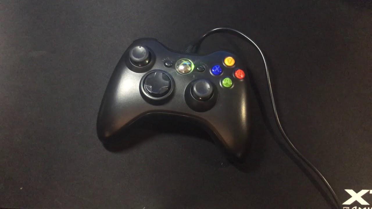 Геймпад Xbox 360 лучший, народный для ПК!