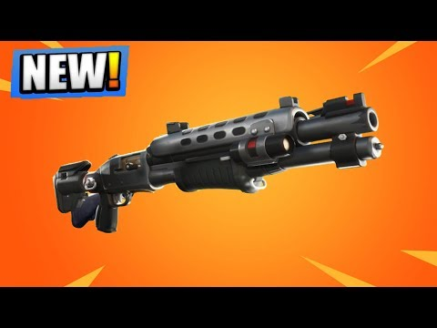 NEW FORTNITE UPDATE! LIVE ROBOT FIGHT EVENT & NEW LEGENDARY SHOTGUN! (Fortnite Battle Royale LIVE)