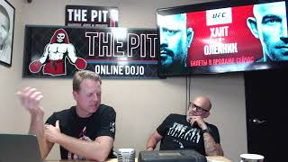 Pit Master & The Doc    UFC Moscow, Podcast HR