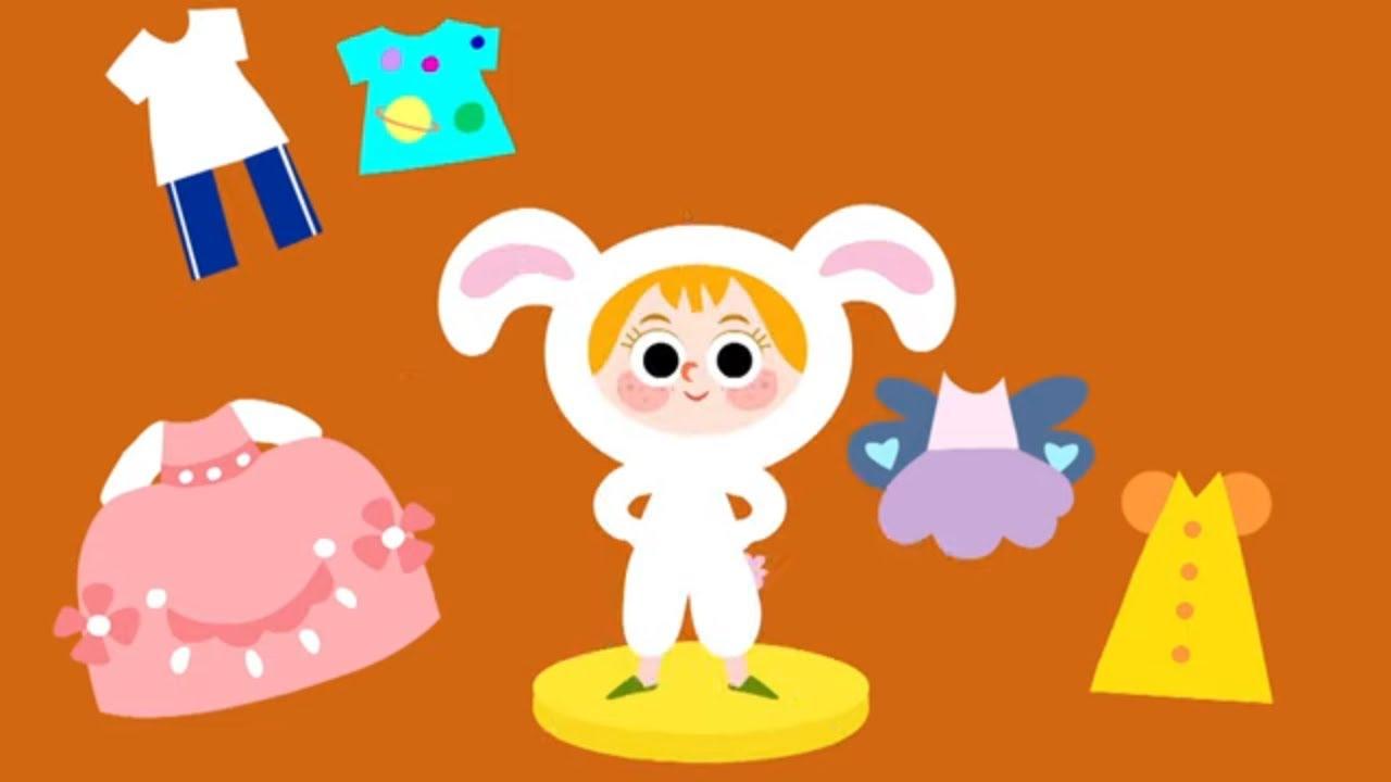 Dibujos animados para niñas - Masha y su ropero - las Series más veraniegas