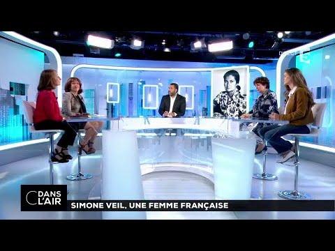 Simone Veil, une femme française #cdanslair 30.06.2016