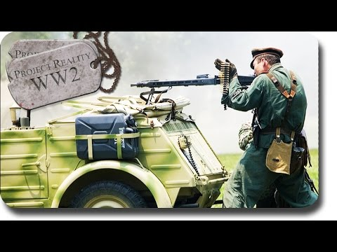 Project Reality: World War II ► The German Line (Full Round)