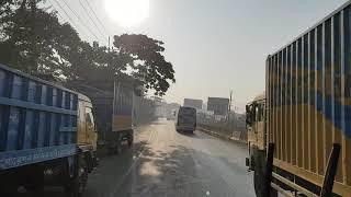 vuclip SHOHAGH SCANIA and ENA 1J on the eve of entering Chittagong...সোহাগ স্ক্যানিয়া ও এনা ১জের পথ চলা..