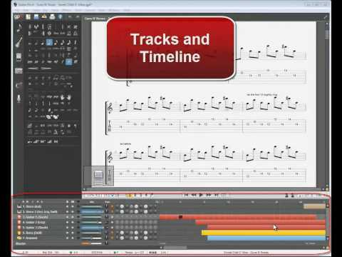 Guitar Pro 6 Tutorial for Beginner Guitar Students - PART 1.