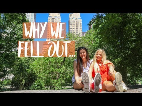 WHY WE FELL OUT.. TELLING THE TRUTH. ANSWERING YOUR QUESTIONS WITH LUCY FLIGHT!