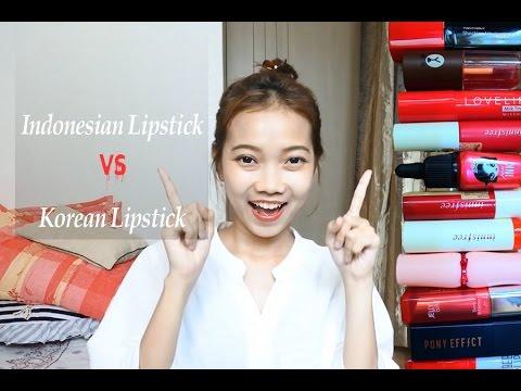 review-korean-makeup-#2:-indonesian-lipstick-vs-korean-lipstick