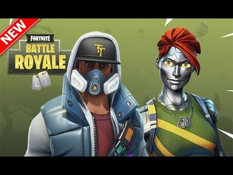 NEW DIECAST AND ABSTRAKT SKINS IN FORTNITE BATTLE ROYALE!