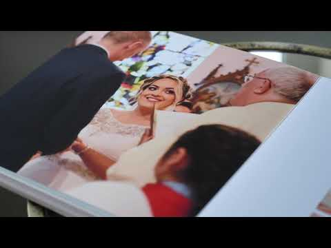 Fine Art Wedding Albums and Wedding Photography by Alexandra Barfoot Photography
