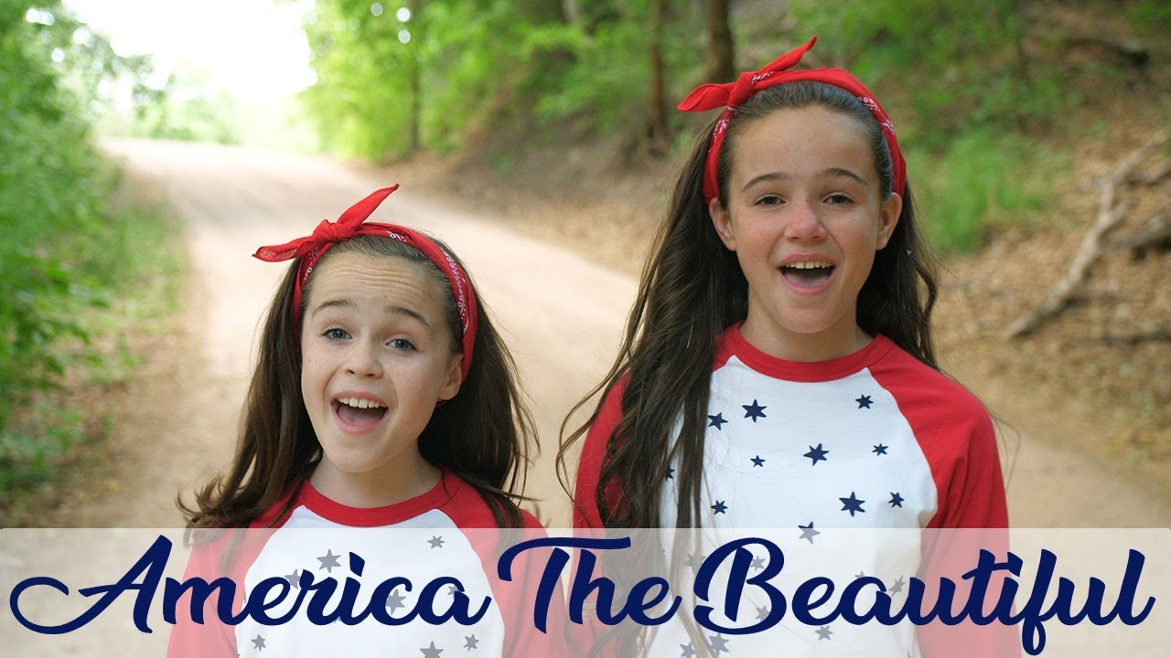 4ba432df726 America the Beautiful - cover by Annalie Johnson of One Voice ...