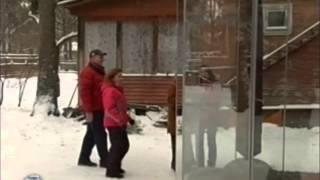 видео Деревянные окна - Безрамное остекление
