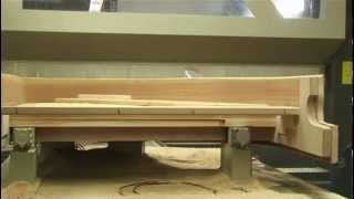 Manufacturing of Bechstein Pianos 1/12 - Wood