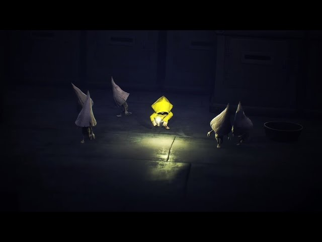 Little Nightmares - Trailer gamescom 2016