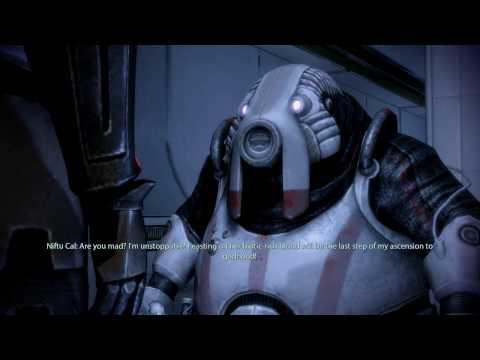 """Mass Effect 2 - """"I am a Biotic God"""""""