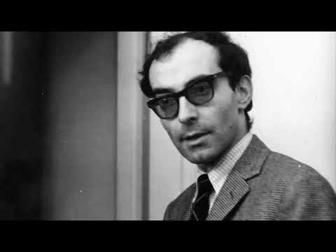 Jean-Luc Godard interview + audience Q&A with Jean-Pierre Gorin (1972)