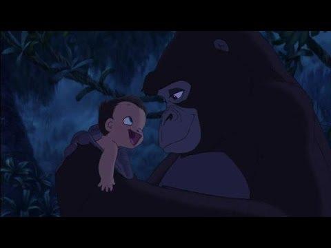 Tarzan - You'll Be In My Heart Malay