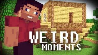 Extraño Los Momentos - Una Animación De Minecraft