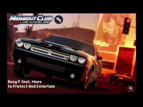 Midnight Club: Los Angeles Soundtrack - West Coast Rap