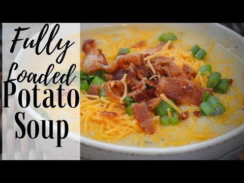 Potato Soup Recipe I How to make Potato Soup I Dinner Idea