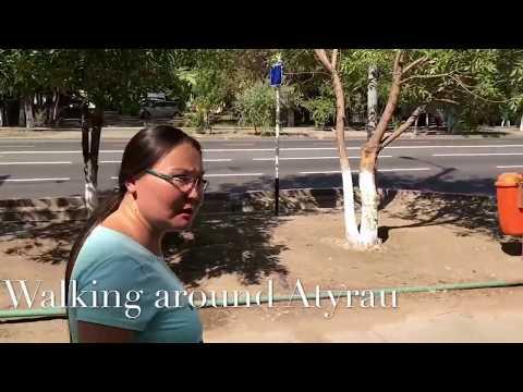 REAL Atyrau, Kazakhstan - Leeches!