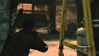 Sniper Elite V2 Silver Star Editioin For Xbox 360-Mittel Werk Facility