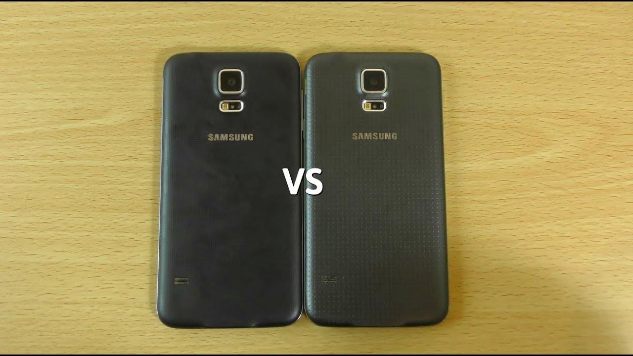 Samsung Galaxy S5 Neo Vs Galaxy S5 Speed Camera Test Youtube