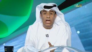 غضب يعقوب السعدي والمحللين بسبب نتائج منتخب الإمارات في تصفيات كأس العالم