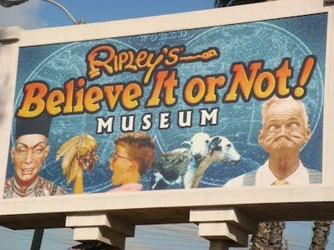 Believe It Or Not!!! (4.21.11)