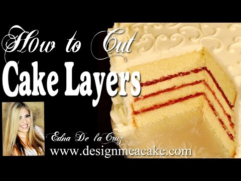How to Layer a Cake