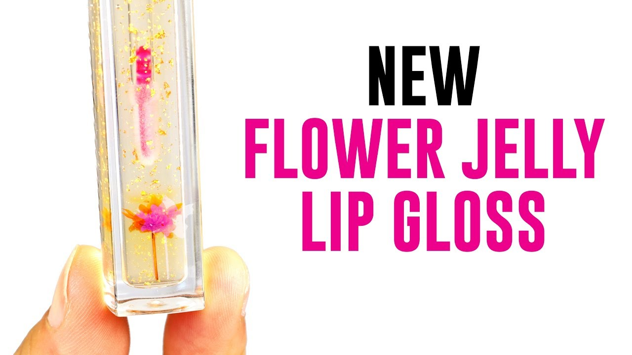 New Flower Jelly Lip Gloss – Yay or Nay?