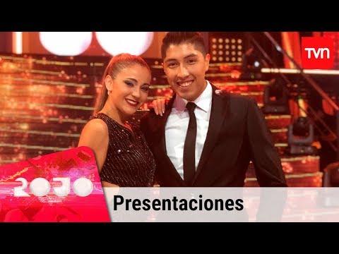 """Juan Ángel Y """"Milly"""" Donoso Interpretaron """"Bella Sin Alma"""" De Riccardo Cocciante  I Rojo"""
