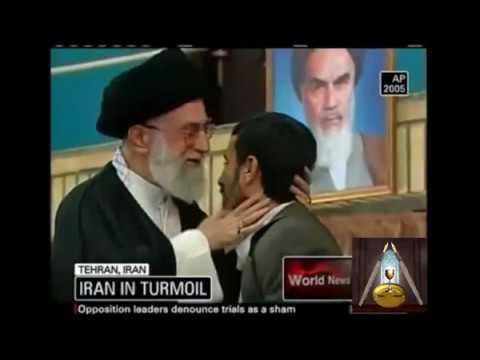 Ahmadinejad Dissed Khamenei in 2009