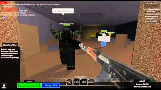 roblox: chapter 9 undead nation part1