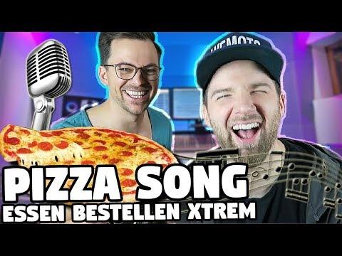 Pizza bestellen mit einem SONG | FreshBoxxTV