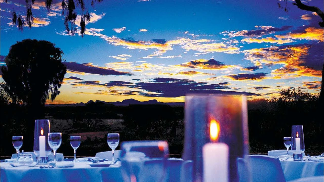 Sails In The Desert Hotel Uluru U0026 Ayers Rock   YouTube