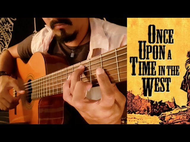 Once Upon a Time In The West on Classical Guitar (Ennio Morricone) by Luciano Renan