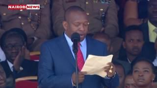 Governor Mike Sonko's speech during the Jamhuri day celebrations