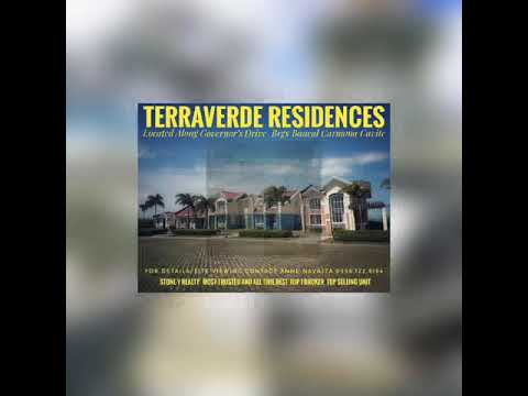 Terraverde Residences Phase 4 Soon to Launch  INQUIRE NOW !!! 09361226154 / 09991868764