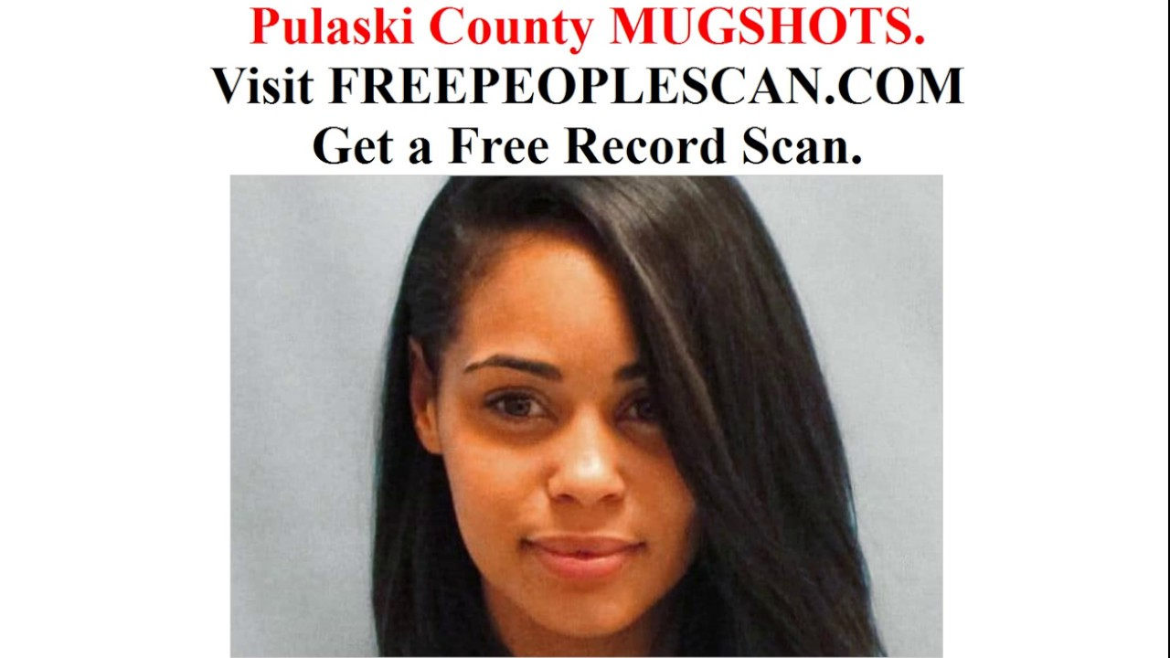 Pulaski County Mugshots - YouTube