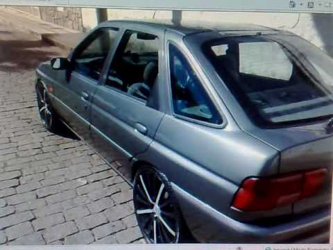 Escort Zetec Aro 18 17 14 Quot Vendo Quot Youtube
