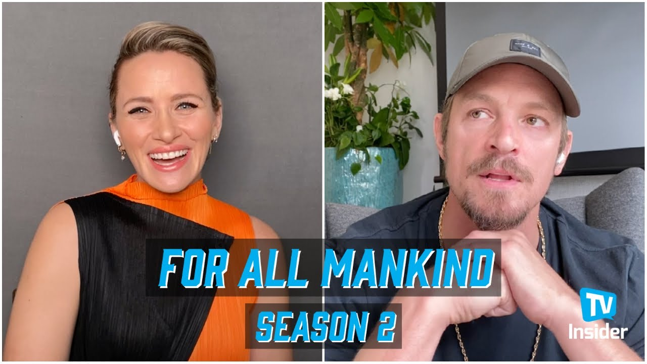 Get the Scoop on 'For All Mankind' Season 2 | TV Insider