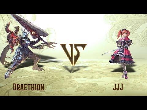 Draethion (Nightmare) VS JJJ (Amy) - Online Set (08.01.2020)