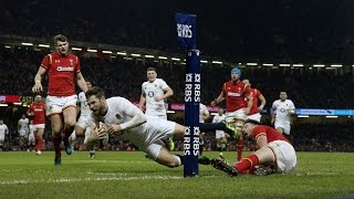 England Vs Wales Highlights Six Nations 2017