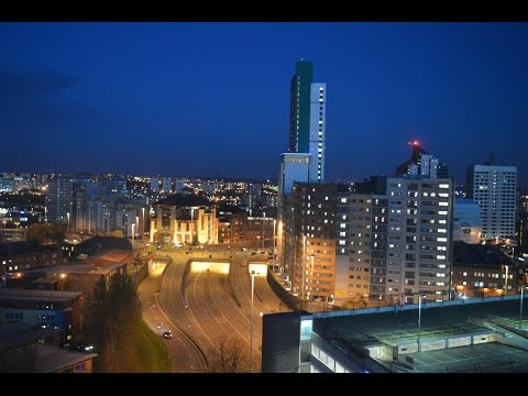 Leeds Timelapse 2015 - Broadcasting Tower