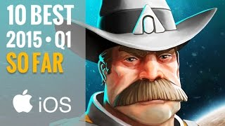 10 Best New iPhone & iPad Games of January, February & March 2015 (Q1)