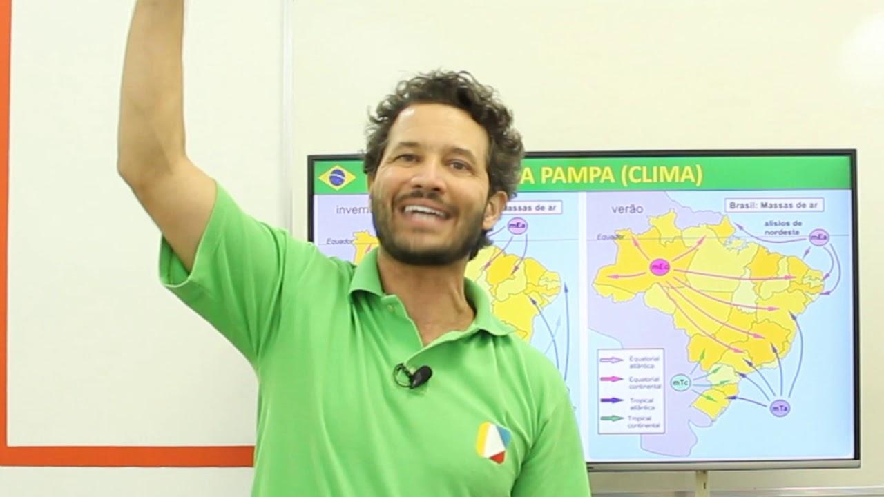 GEOGRAFIA -  Bioma Pampa I