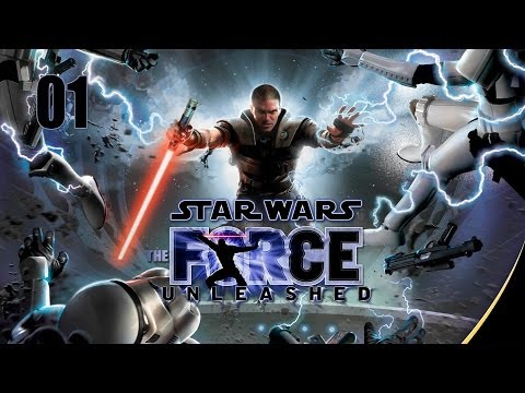 Star Wars: The Force Unleashed - Прохождение pt1