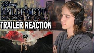 Maleficent: Mistress of Evil | Official Teaser Trailer - REACTION!!!