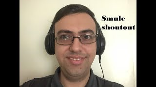 Justin Blvd. Vlogs:  A Special Smule Shoutout + A Couple of Updates