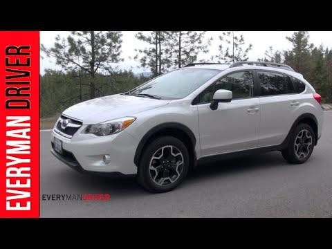 Here's the 2013 Subaru XV Crosstrek on Everyman Driver